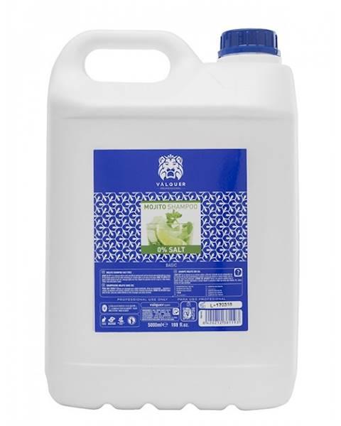 VALQUER Szampon Mojito Salt Free 5000 ml