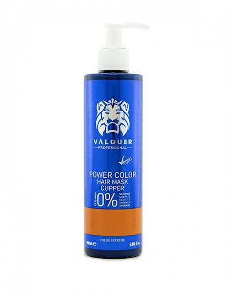 VALQUER Maska VEGAN Cupper Power Color 250 ml