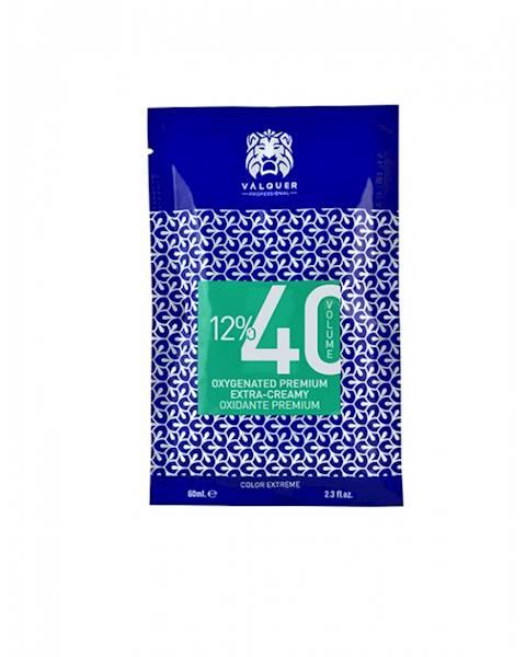 VALQUER Oxydant Oxygenated Prem 40 Vol. 12% 60 ml