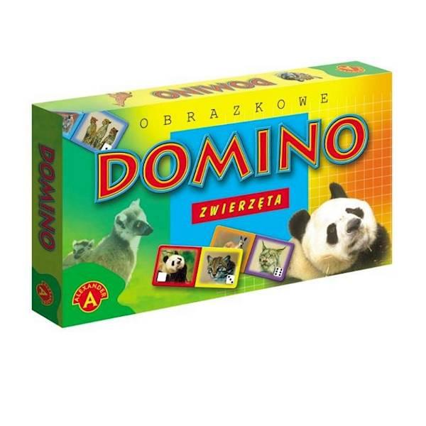 DOMINO ZWIERZĘTA ALEXANDER