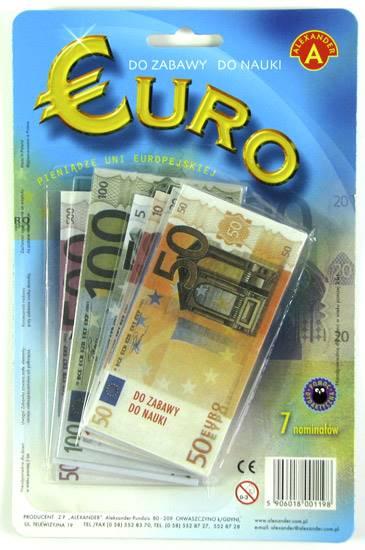 EURO PIENIĄDZE ALEXANDER