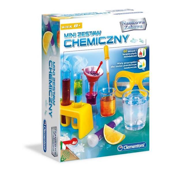 60952 MINI ZESTAW CHEMICZNY