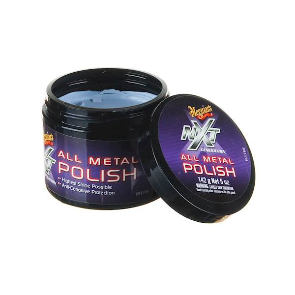 Meguiars NXT All Metal Polish 142g