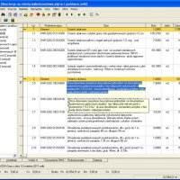 EDBUD KOSZTORYS - branżowa wersja programu kosztorysowego WB z 20 katalogami norm