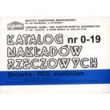 KNR 0-19 IGM Stolarka PCV i aluminium