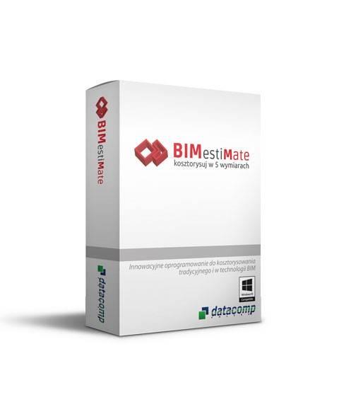 BIMestiMate ex Zuzia 12 wersja jednostanowiskowa