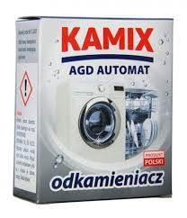 KAMIX - 150g pralki AGD AUTOMAT odkamieniacz /2x75