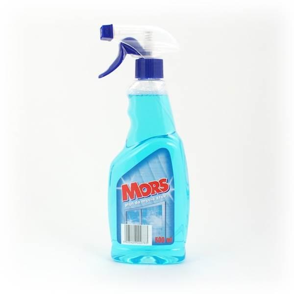 MORS płyn do mycia szyb 500ml spray
