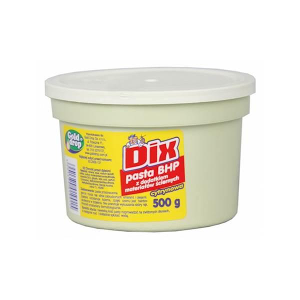 DIX pasta BHP 500g cytryna ścierna     ...24