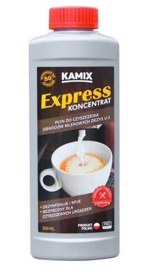 KAMIX EXPRESS 500ml do czyszcz. obwodów mlekowych