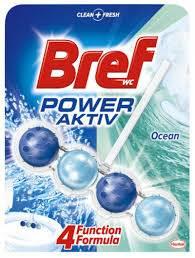 BREF WC KULKI ZAWIESZKA 50g OCEAN power Aktiv/10/