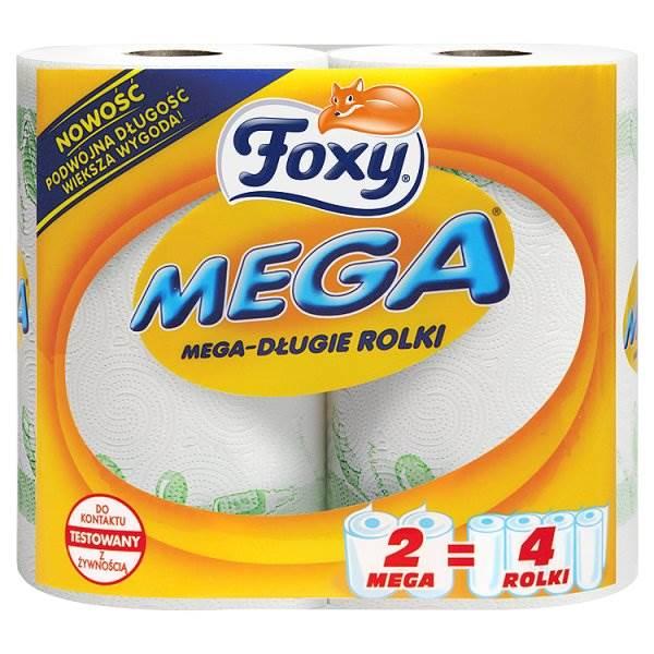 PROMO!!! RĘCZNIK FOXY MEGA op.2szt /12/