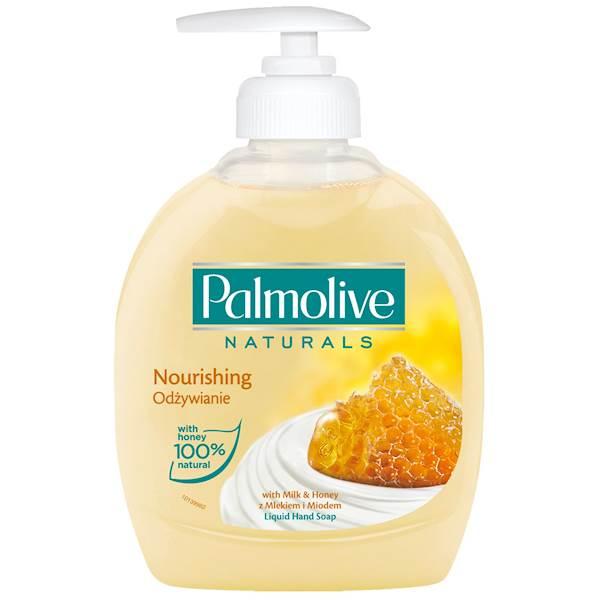 PROMO!!! PALMOLIVE mydło 300ml dozow.MLEKO+MIÓD