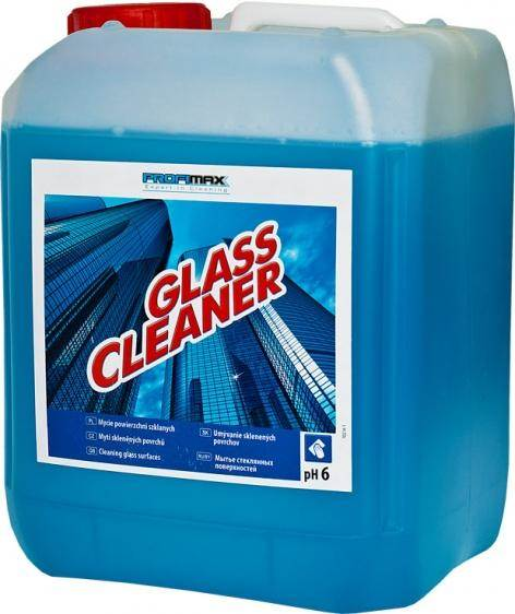 GLASS CLEANER 5L płyn do szyb