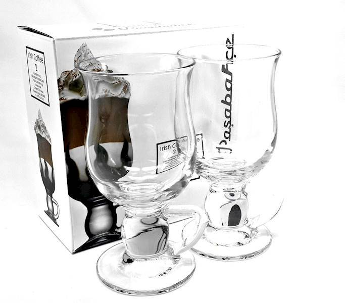 PROMO!!! KPL SZKL.IRISH COFFEE Tulipan 2szt  44159
