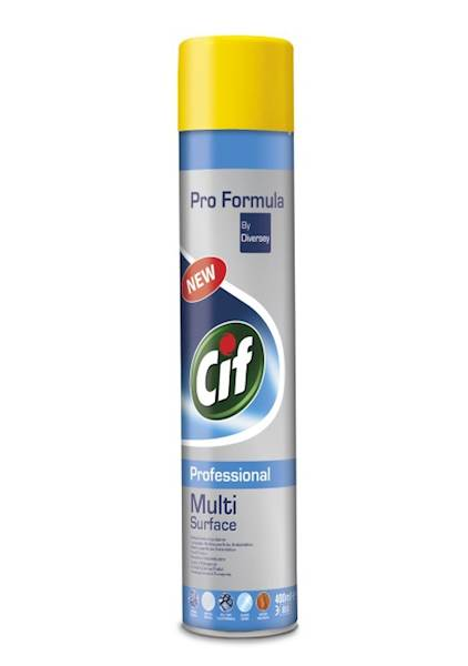 CIF 400ml Multi Surface spray do mebli niebieski