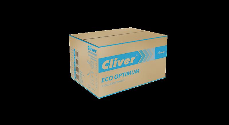 RĘCZNIK Z-Z 4000 ZIELONY Eco OPTIMUM CLIVER 2448