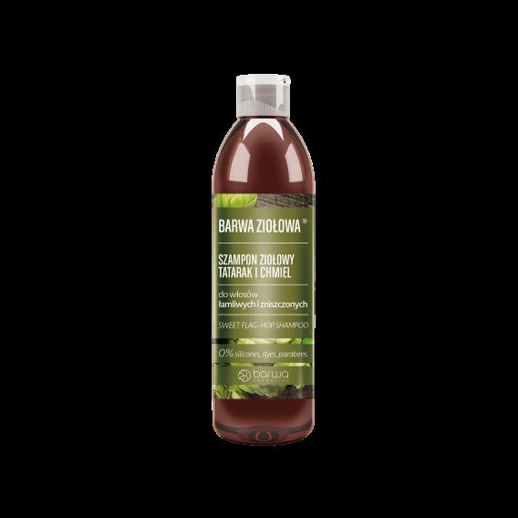 BARWA ZIOŁOWA szampon 250ml TATARAKO-CHMIELOWY