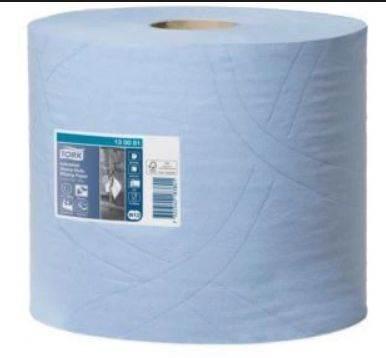 CZYŚCIWO TORK 130081 niebieskie 3-warstwowe 119mb