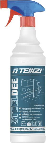 TENZI STEEL DEE 600ml spray odtluszczacz do STALI