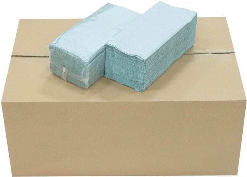 RĘCZNIK Z-Z 4000 ZIELONY /karton/ 23x25cm