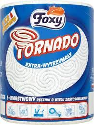 TORNADO RĘCZNIK papier.FOXY 1kg 3w. /6/