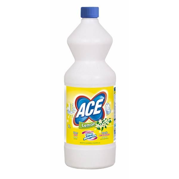 ACE wybielacz 1L CYTRYNOWY
