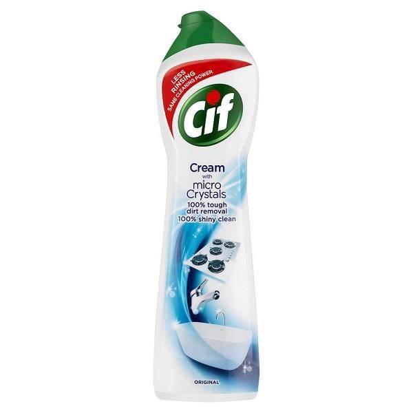 CIF mleczko 250ml CREAM białe