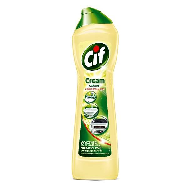 CIF - mleczko 500ml LEMON