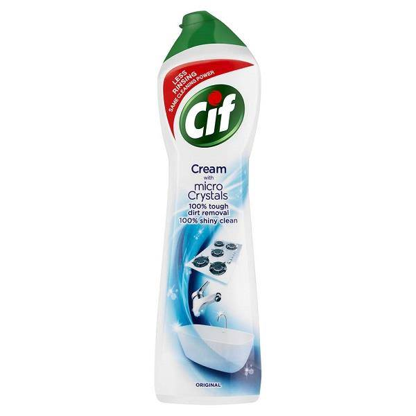 PROMO!!! CIF - mleczko 700ml CREAM białe ORGINAL