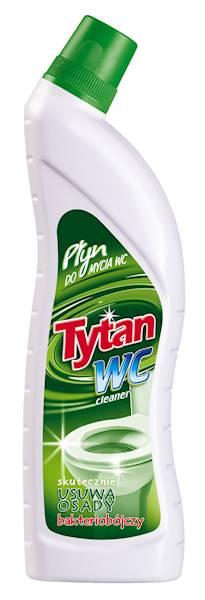 PROMO!!! TYTAN 700g WC płyn ZIELONY /16/