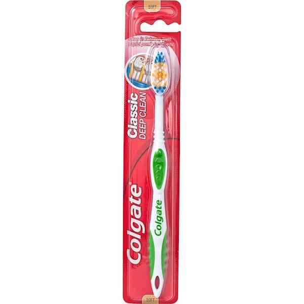 COLGATE CLASSIC - SOFT szczoteczka do zębów