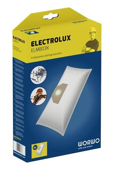 WORKI do odkurz.op.5szt ELMB03K Electrolux/KARCHER