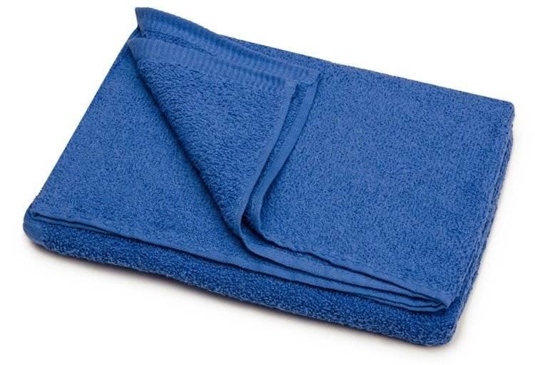RĘCZNIK frotte 70x140  niebieski CAPRI