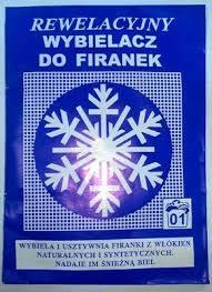 WYBIELACZ DO FIRAN 30g GWIAZDKA /x25/ Granosik