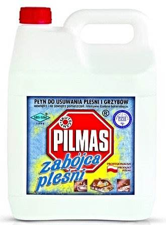 PILMAS płyn 5L do usuwania pleśni i grzybów