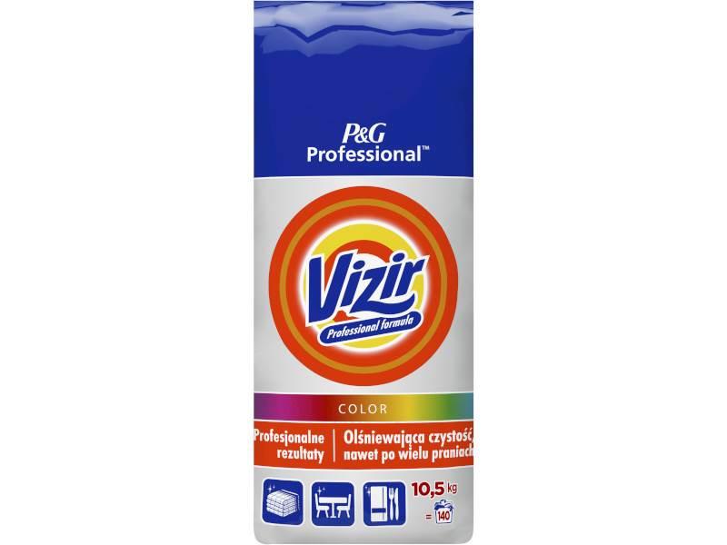 VIZIR 10,5kg 140 prań COLOR