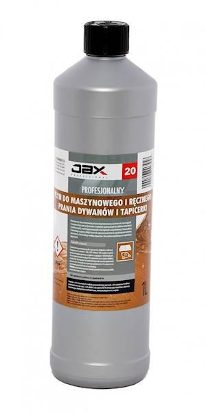 JAX 20 do prania dywanów i tapicerki 1L