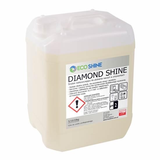 DIAMOND SHINE 10L nabłyszczacz do zmywarek
