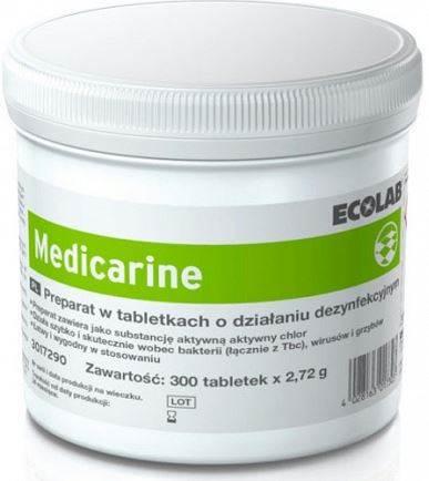MEDICARINE dezynf.prep.w tablet.op.300szt ECOLAB