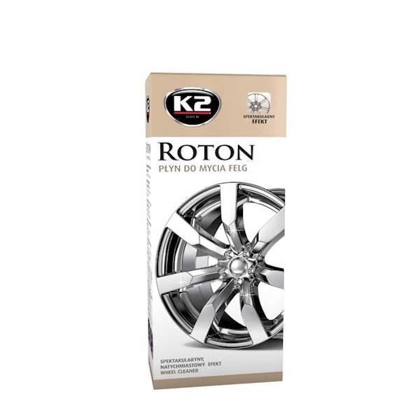 Preparat K2 ROTON - płyn do mycia felg