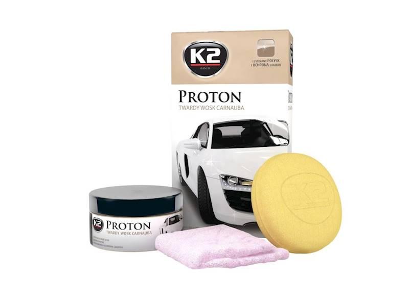 Preparat K2 PROTON -wosk ochronny do lakieru