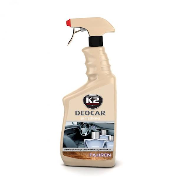Preparat K2 DEOCAR 700ML NEW CAR