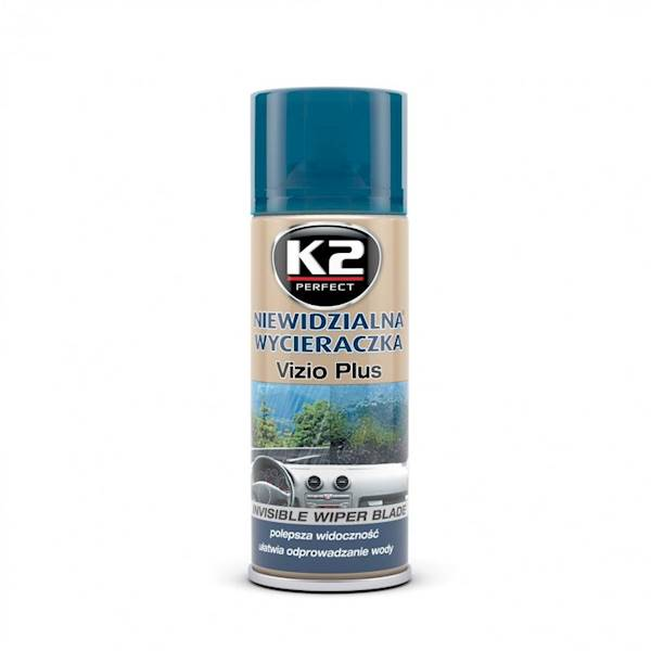 Preparat K2 VIZIO PLUS - niewidzialna wycieraczka