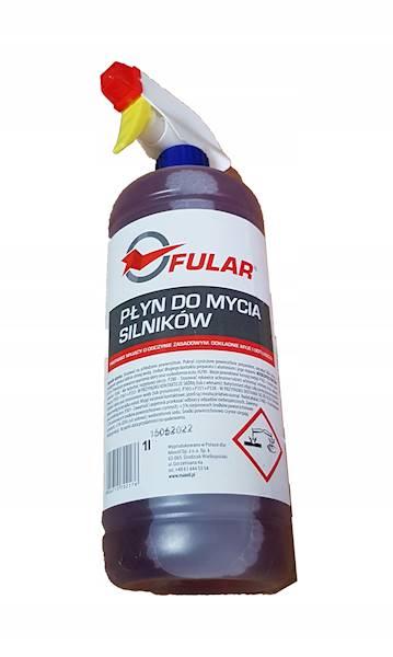 Płyn do mycia silnika FULAR 1L