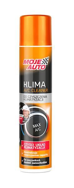 Preparat do czyszczenia klimatyzacji - moje auto
