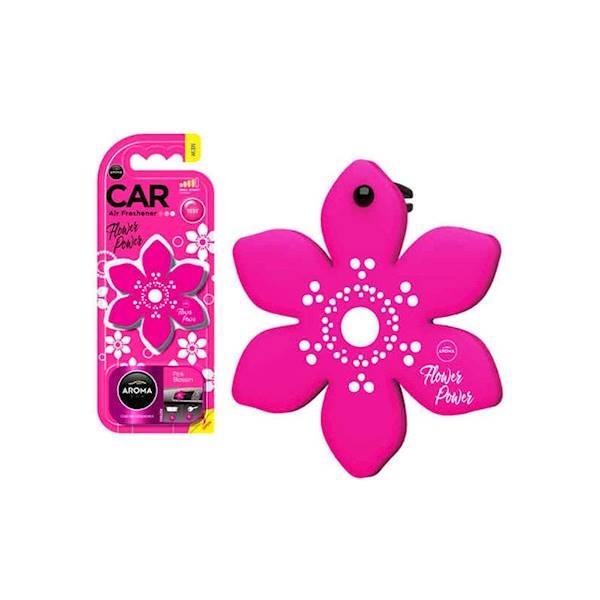 Zapach CAR FLOWER POWER PINK BLOSSOM