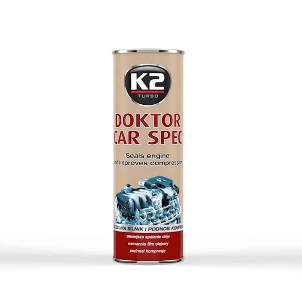 Preparat K2 MOTO DOCTOR