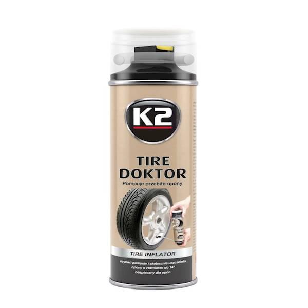 Preparat K2 TIRE DOCTOR 400ML