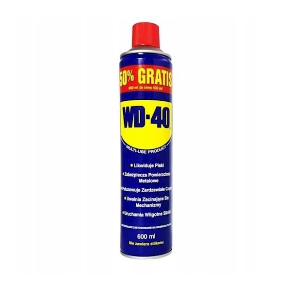 Preparat WD-40 600ML+50%